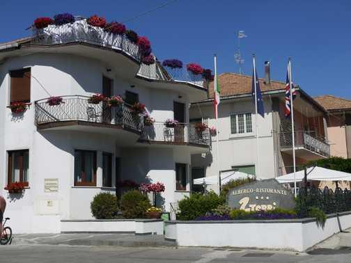 Our hotel, 2 Torri in Bomerano