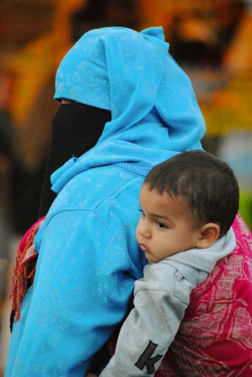 Faces of Marrakesh
