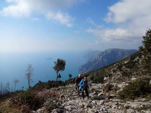 Walking  - Monte Tre Calli