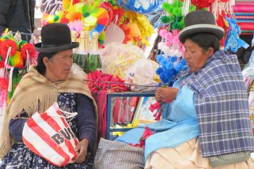 Copacabana sellers