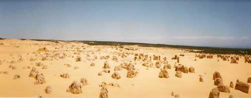 Pinnacles Desert, WA