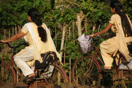 Cycling in India!!