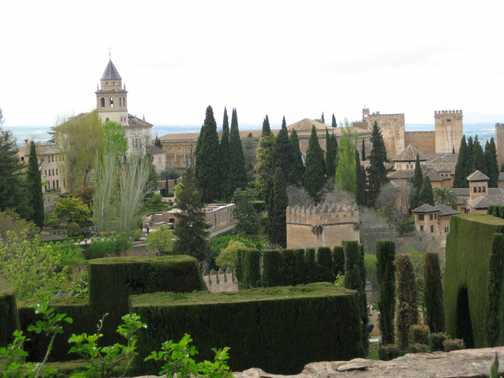 Alhambra from Generalife 2
