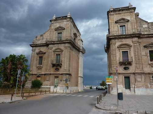 Palermo before the storm