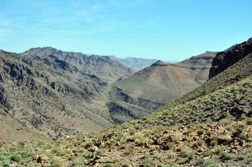 Tajine Mountain