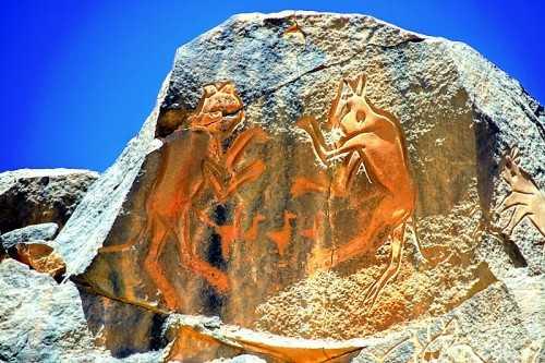 Treasures of Wadi Methkandoush