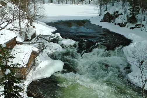 Mill Rapids