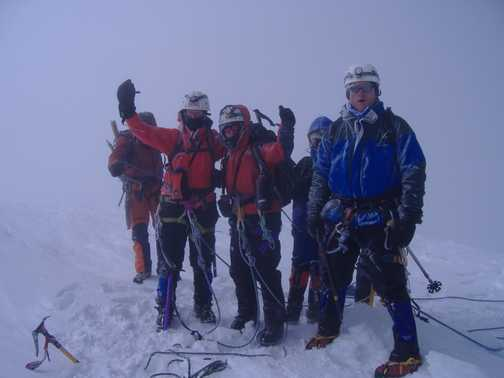 Summit Cayambe 2006