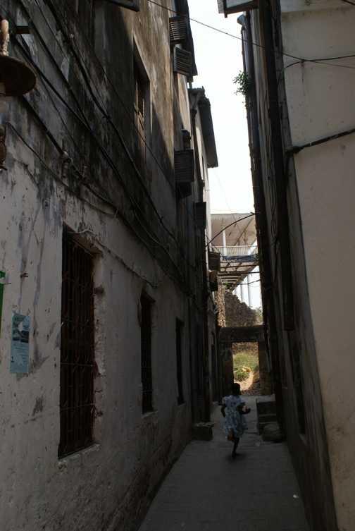 street, Zanzibar