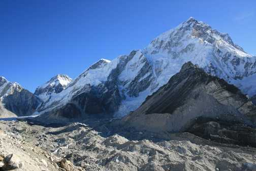 Khumbu valley