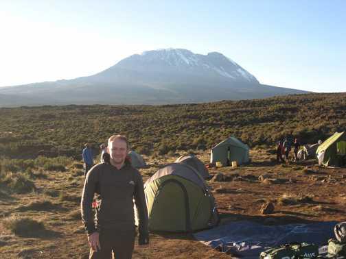 Kilimanjaro - Lemosho route