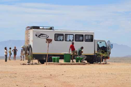 Our truck Kix