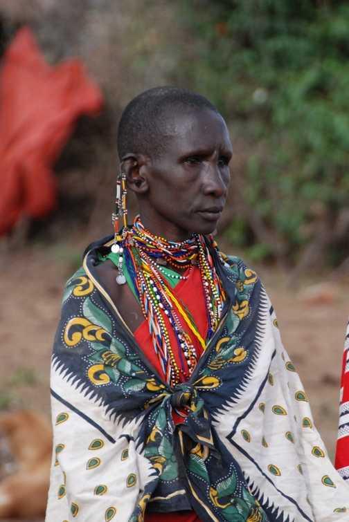 Masai beauty