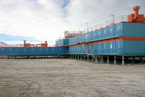 Terra Nova : Italian Ice Station