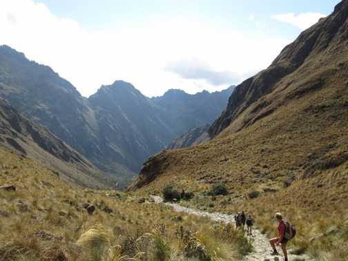 The Sungate, Inca Trail
