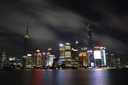 Shanghai at night II