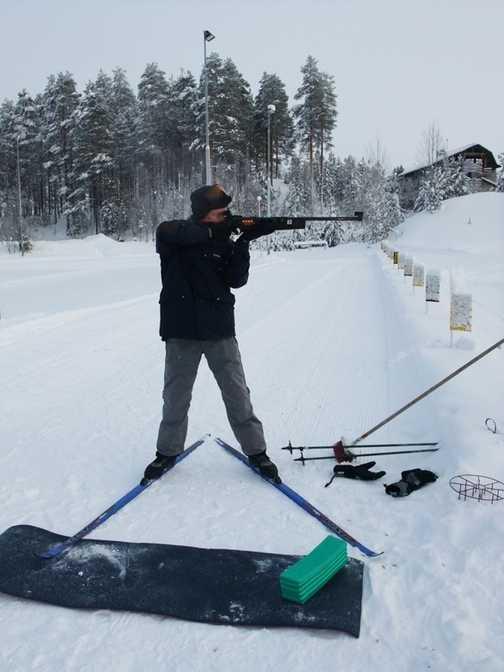 Ski-doo day
