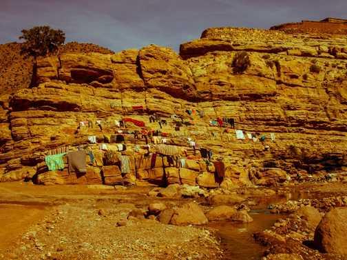 Marrakech - Spice route