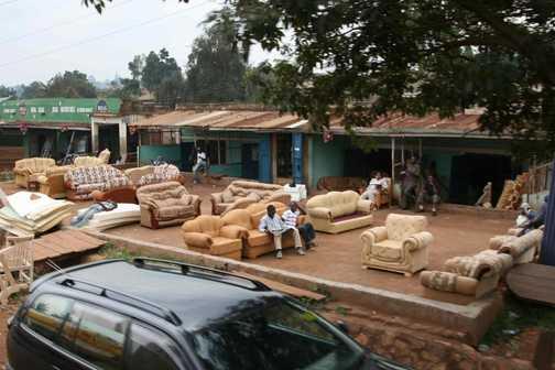 local furniture store in Uganda