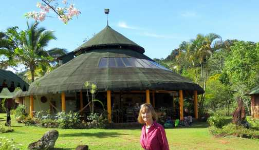 Loved this EcoLodge in Santa Elena