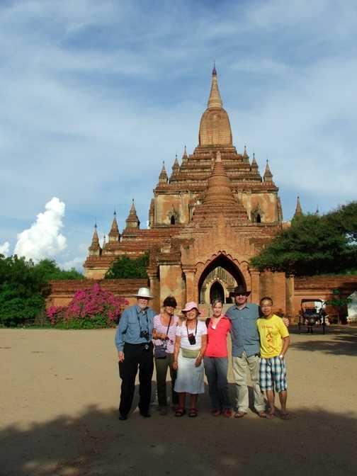 Shwezigon Pahto, Bagan