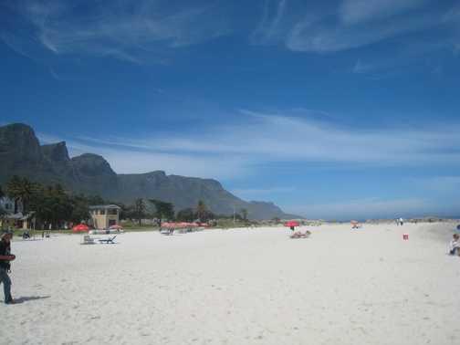 camps bay beach 2