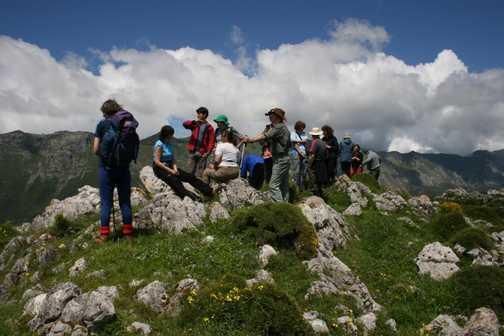 Summit of Juan Robre