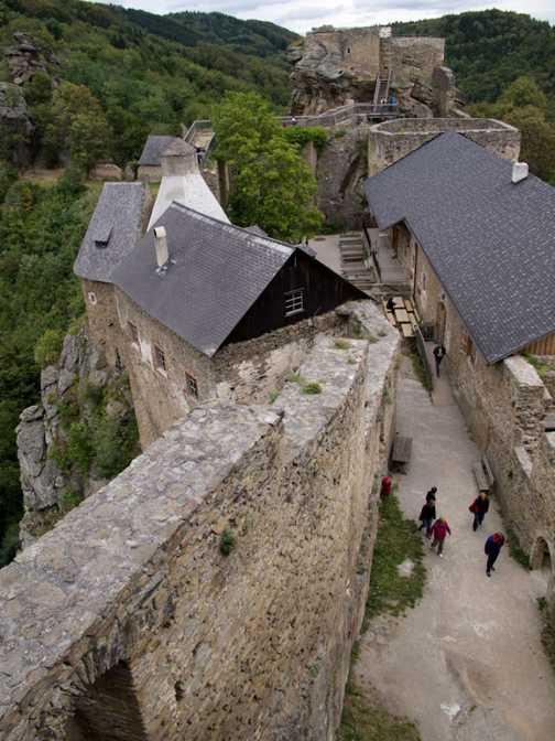 Aggstein Castle, Danube