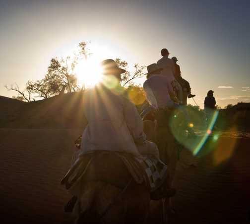 Camel ride_M'hamid_01