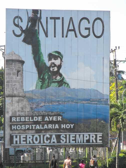 Poster Santiago