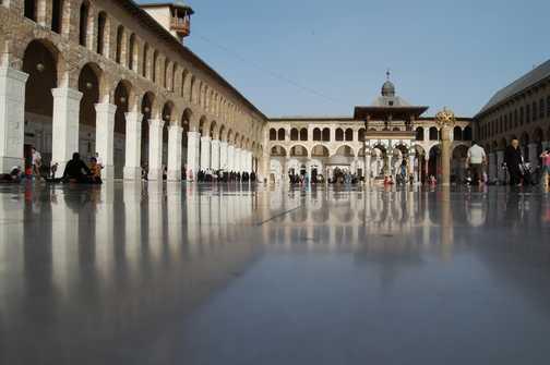 Umayad Mosque- Damasc, Syia