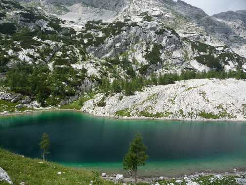 Alpine Lake (one of 7)