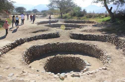 Nazca aquaduct
