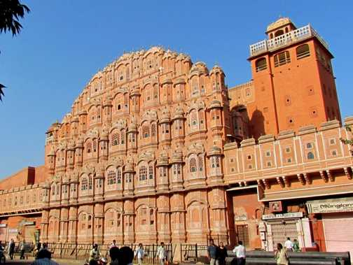 Jaipur river