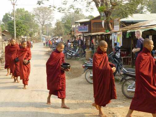 Local temple festival