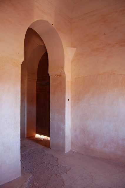 arches, Telouet kasbah