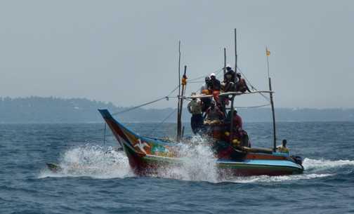 Merissa Fishing Boat