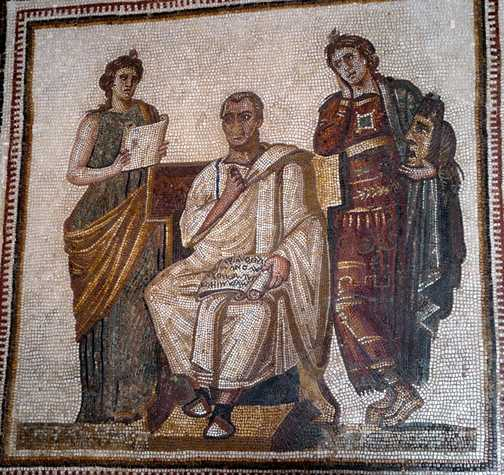 Bardo Museum - Mosaic