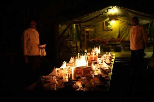 Mara Exodus Private camp