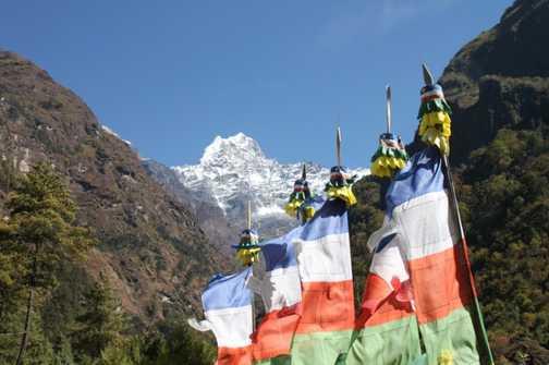 Everest Region Mountain