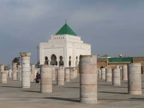 Mohamed V Mausoleum, Rabat