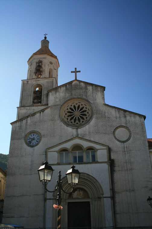 Church in Bomerano