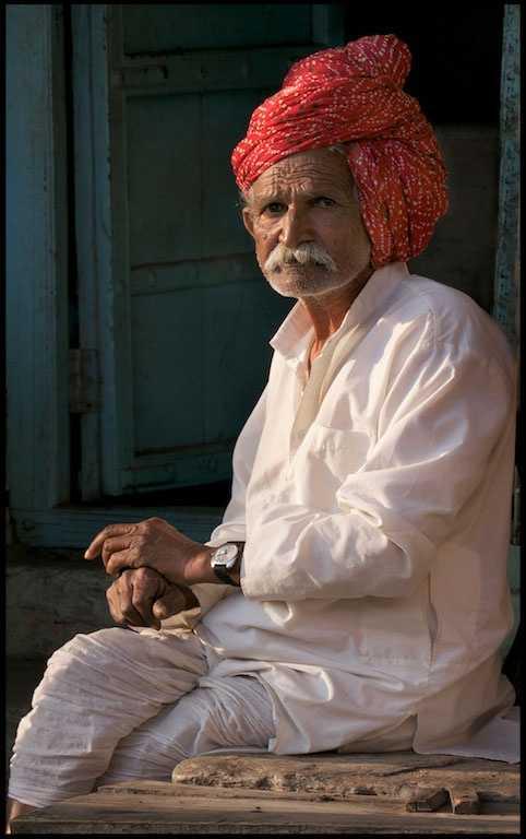 Old Man Pushkar