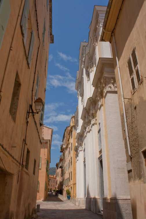 Citadel in Bastia