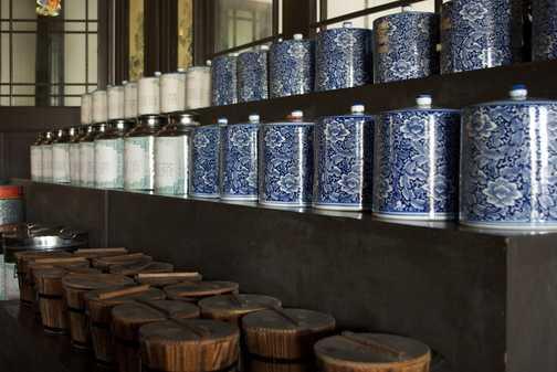 Tongli tea shop
