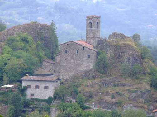tuscan church