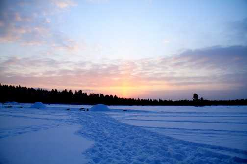 Oulanka- Lake