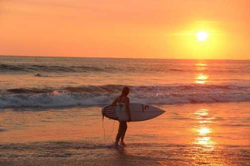 Sunset MA