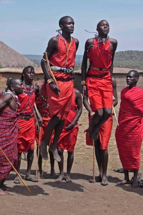 Masai Warriors