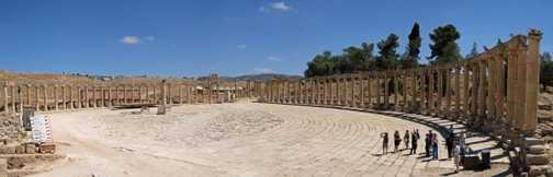 Jerash Panorama